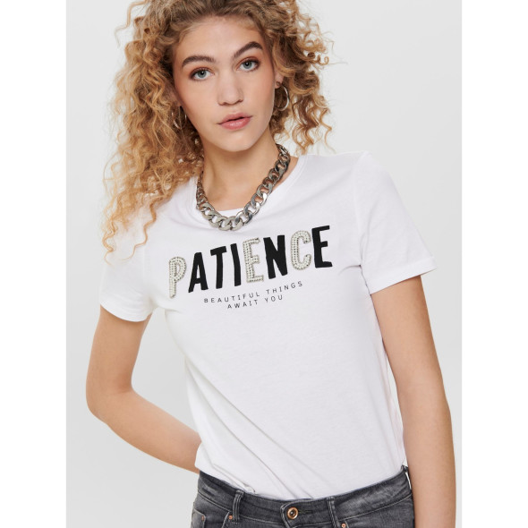 Only ONLVIVIENNE REG S/S B T-Shirt