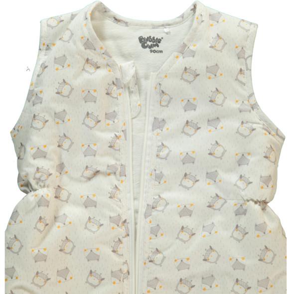 Baby Winter Schlafsack mit Alloverprint Eule