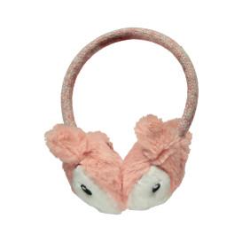 Mädchen Ohrenwärmer mit Stickerei