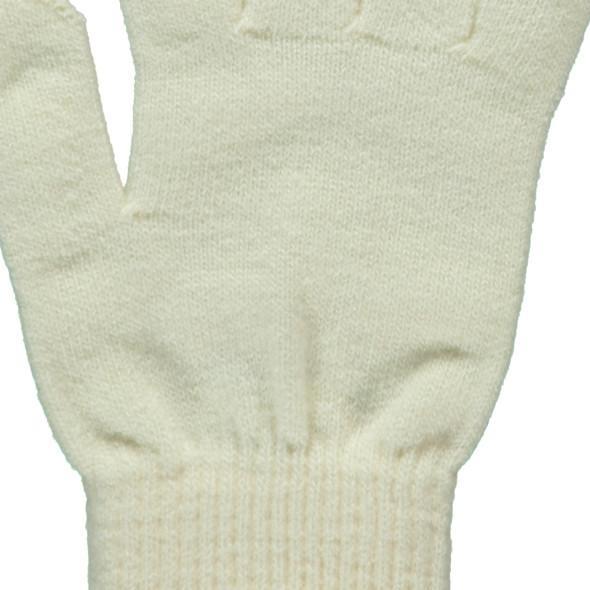 Kinder Strickhandschuhe unifarben