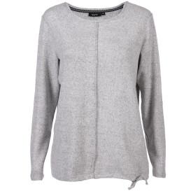 Damen Pullover mit flauschiger Haptik