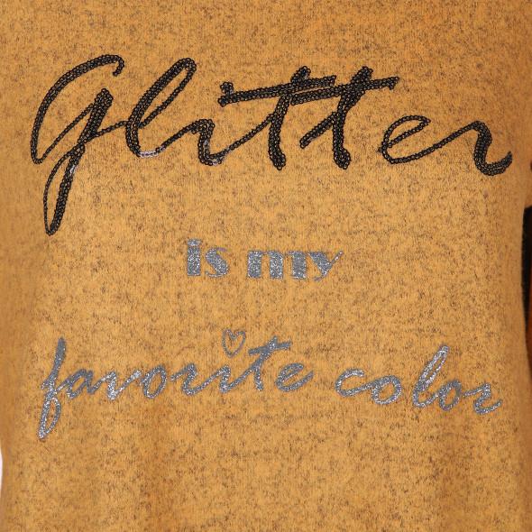 Damen Pullover mit Schriftzug
