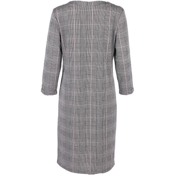 Damen Jaquard Kleid im Glencheckmuster