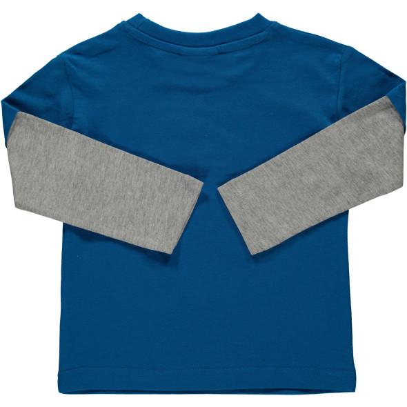 Jungen 2 in 1 Shirt mit Leuchtmotiven