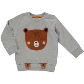 Baby Jungen Sweatshirt mit Applikation