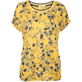 Damen Blusenshirt im Blumenprint