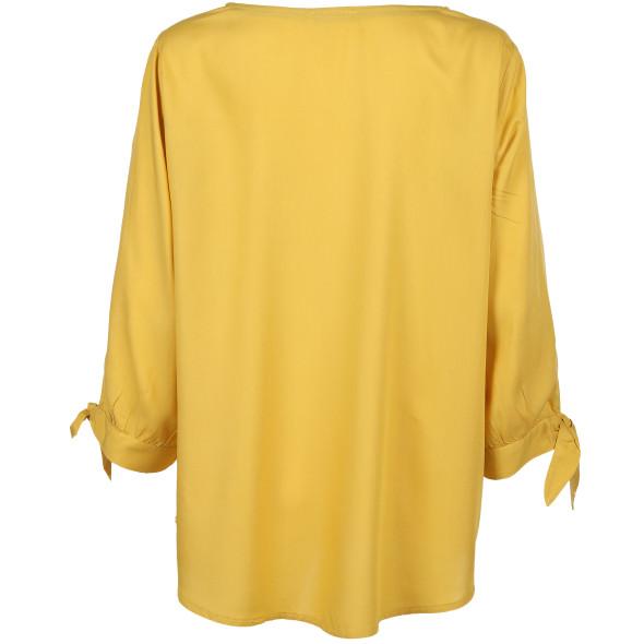 Damen Bluse mit 3/4 Ärmel