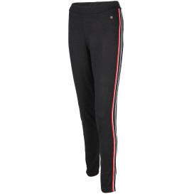 Damen Leggings mit Galonstreifen