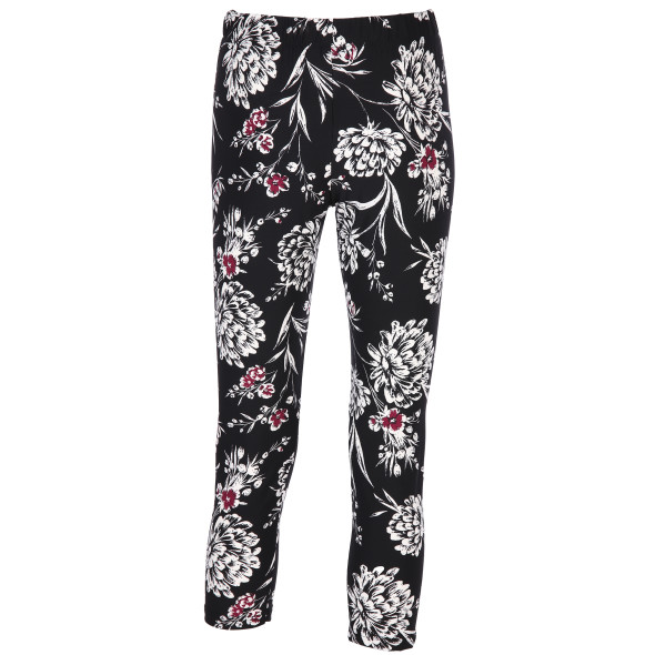 Damen Capri Leggings mit Print