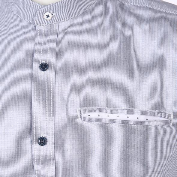 Herren Freizeit Hemd mit zarten Streifen