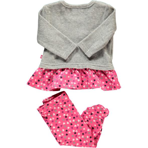 Baby Set, bestehend aus Sweatshirt und Hose