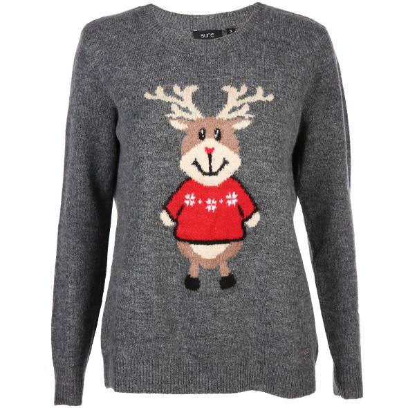 Damen Weihnachtspullover