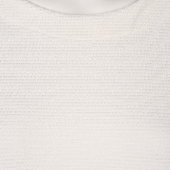 Damen Jacquard Sweatshirt mit Struktur