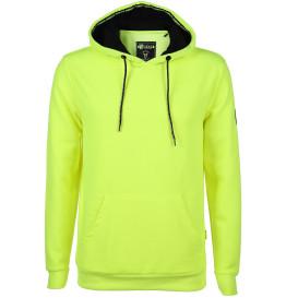 Herren Kapuzensweatshirt mit Neondetails