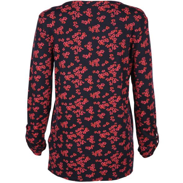 Damen Shirt im Blumenprint