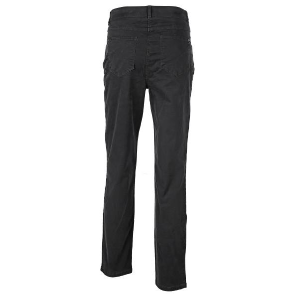 Damen Hose in 5-Pocket-Form, Slimfit mit Thermofeeling