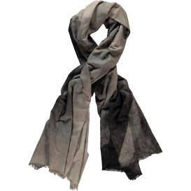 Damen Schal mit grafischem Muster