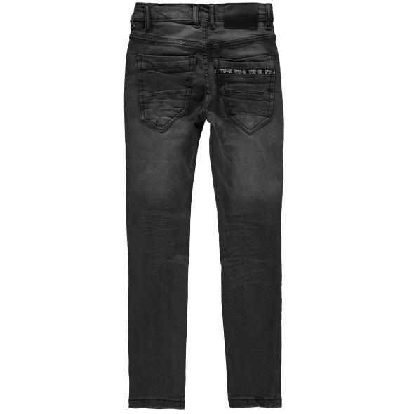 Jungen Jeans mit weitenverstellbarer Taille
