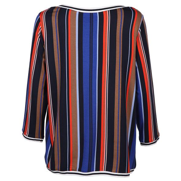 Damen Blusenshirt mit Streifen