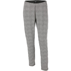 Damen Leggings im Glencheckjacquard
