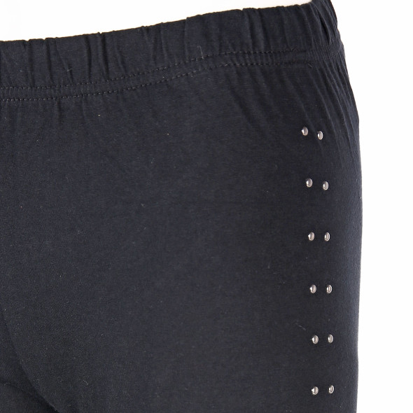 Damen Leggings mit Nieten