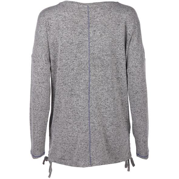 Damen Shirt mit effekvtollem Muster