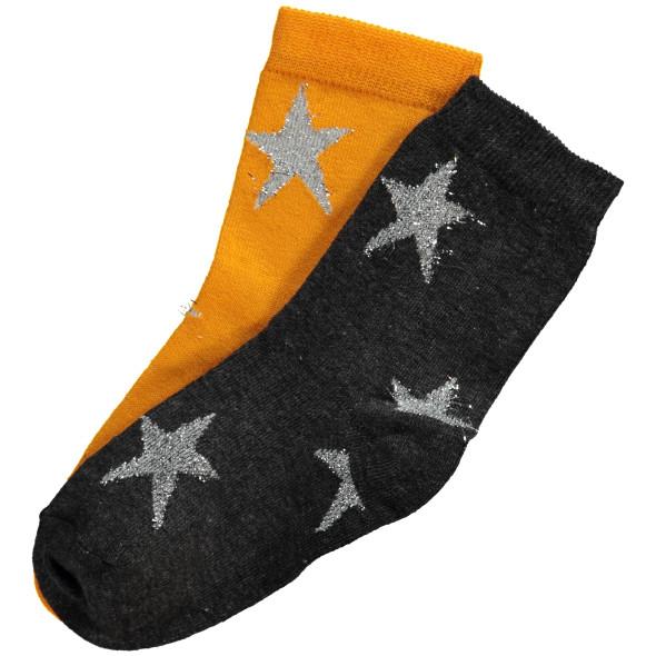 Mädchen Socken 2er Pack