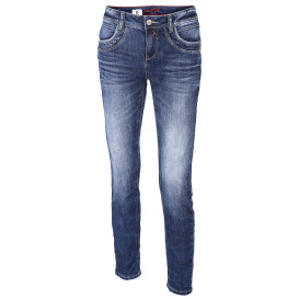 Damen Jeans in super softem Denim