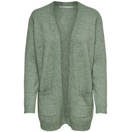 Only ONLLESLY L/S OPEN CAR Cardigan