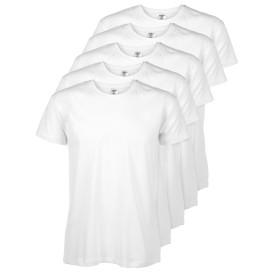 Herren Shirts im 5er Pack Kurzarm