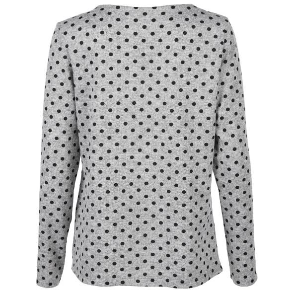 Damen Shirt im Punkteprint