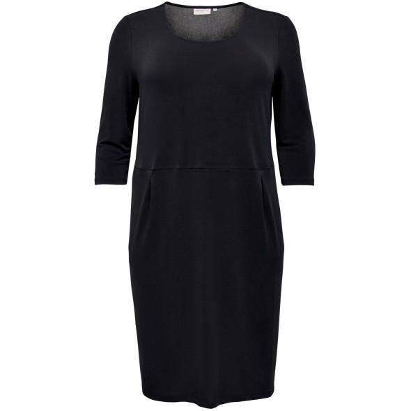 Only Carmakoma CARCLARA 3/4 KNEE DRESS Kleid