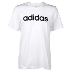 Herren Sportshirt mit Logoprint