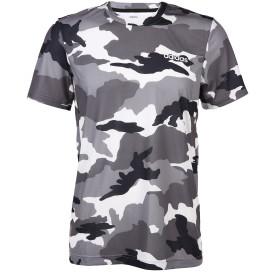Herren Sport Shirt im Camouflage Look