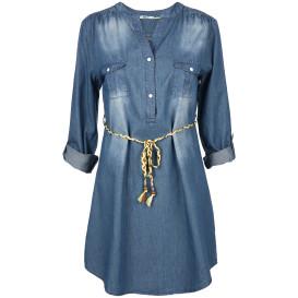 Hailys PATTY Jeanskleid in cooler Waschung