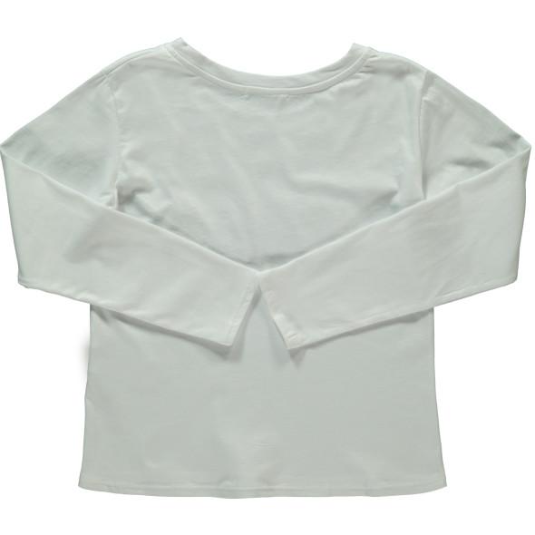 Hailys Teens VILA Shirt mit Pailletten