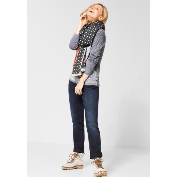 Damen Pullover in Rippstrick