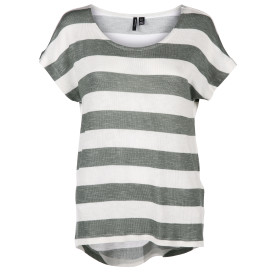 Vero Moda VMWIDE STRIPE S/L TOP Shirt
