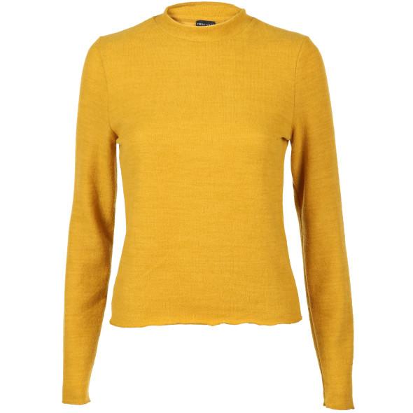 Damen Pullover aus feinem Fleece
