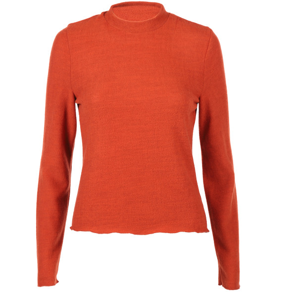 Damen Pullover aus feinem Fleece