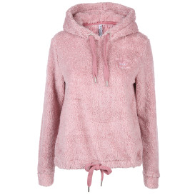 Damen Sweatshirt aus Kuschelfleece