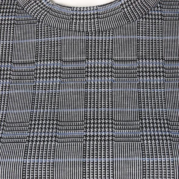 Damen Shirt in Glencheckmuster