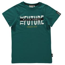 Jungen T-Shirt mit Frontprint
