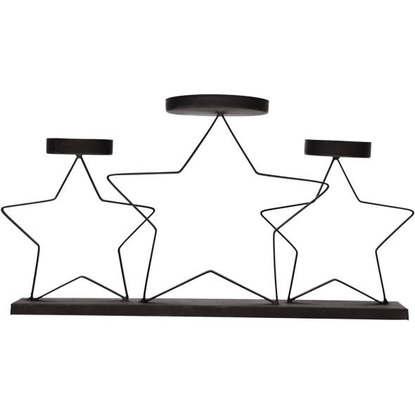 Teelichthalter Stern, Höhe 20cm