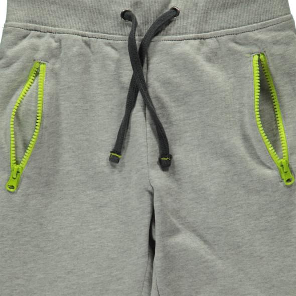 Jungen Jogginghose mit Neondetails