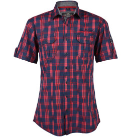 Herren Freizeithemd im Karo Design