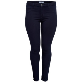 Only Carmakoma CARTHUNDER PUSH UP RE Jeans Skinny Fit