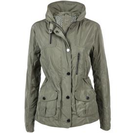 Damen Jacke mit leichtem Glanz