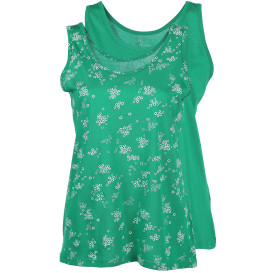Damen Tank Tops im 2er Pack