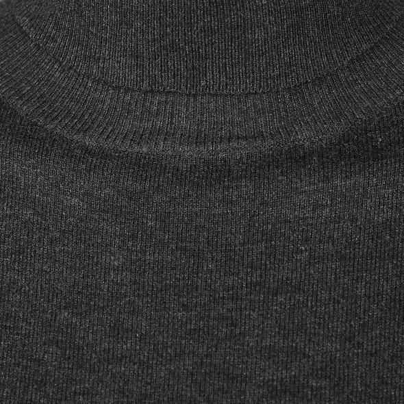 Damen Rollkragenpullover in leichter Qualität